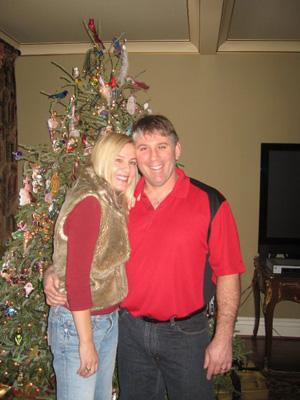 Tom and Hazel McNelis