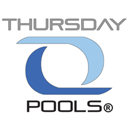 Thursday Pools Logo for Pool and Spa Models Page