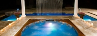 Master of Design Award Winning Pool in 2009 - This is an Elegance 33 model built in Yorkville, IL