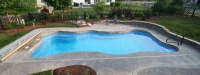 Fiberglass Pool (36' x 16') in Geneva, IL
