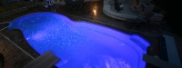 Fiberglass Pool (40' x 16') in Mokena, IL