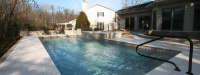 Fiberglass Pool (40' x 16') in Deerfield, IL