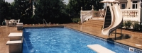 Fiberglass Pool (40' x 16') in St. Charles, IL