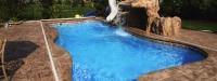 Fiberglass Pool (36' x 16') in Naperville, IL