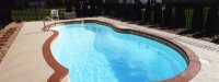 Fiberglass Pool (32' x 15') in Bartlett, IL