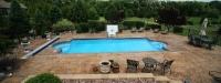 Fiberglass Pool (39' x 16') in Yorkville, IL