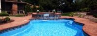 Fiberglass Pool (36' x 16') in Hinsdale, IL