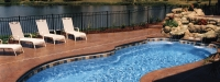 Fiberglass Pool (30' x 14') in Sugar Grove, IL