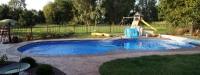 Fiberglass Pool (41' x 16') in Batavia, IL