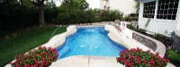 Fiberglass Pool (36' x 16') in Batavia, IL