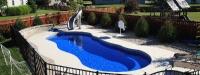 Riviera 34 (34' x 15') in Plainfield, IL (Australian Blue)
