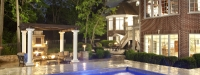 Master of Design Award Winning Pool in 2010 - This is a Grand Elegance (40' x 16') pool built in St. Charles, IL