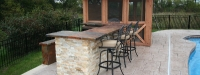 Outdoor Bar in Algonquin, IL