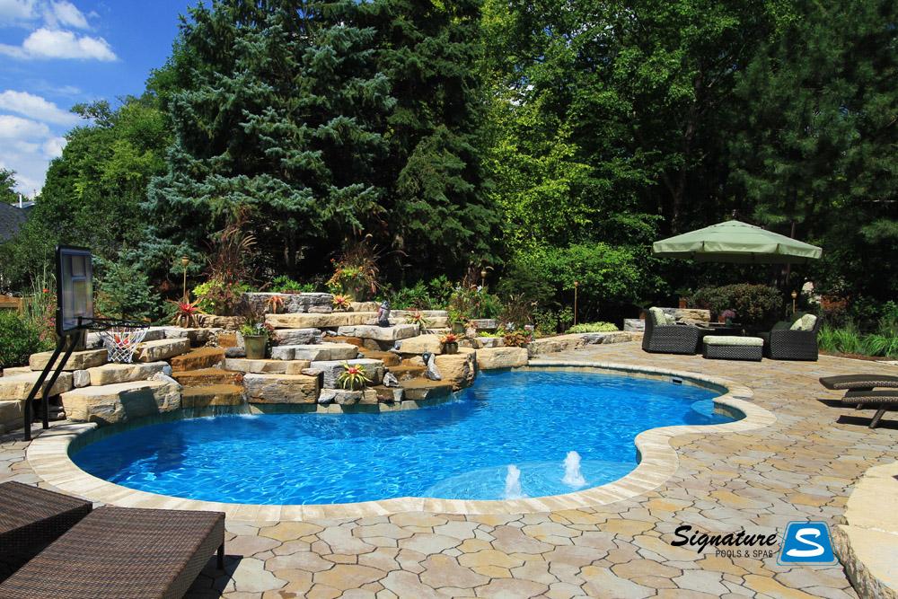 Deck Pool Designs