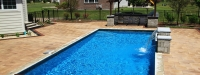 Signature Pools Cassini Model Pool from Trilogy Pools in South Barrington, IL