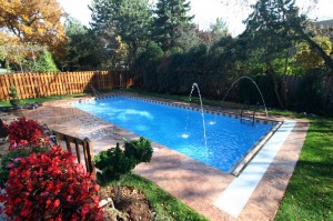 Signature Pools 40' x 16' pool in Northbrook Illinois