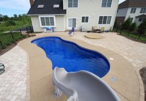 Signature Pools - Riviera 34 in South Barrington, Illinois