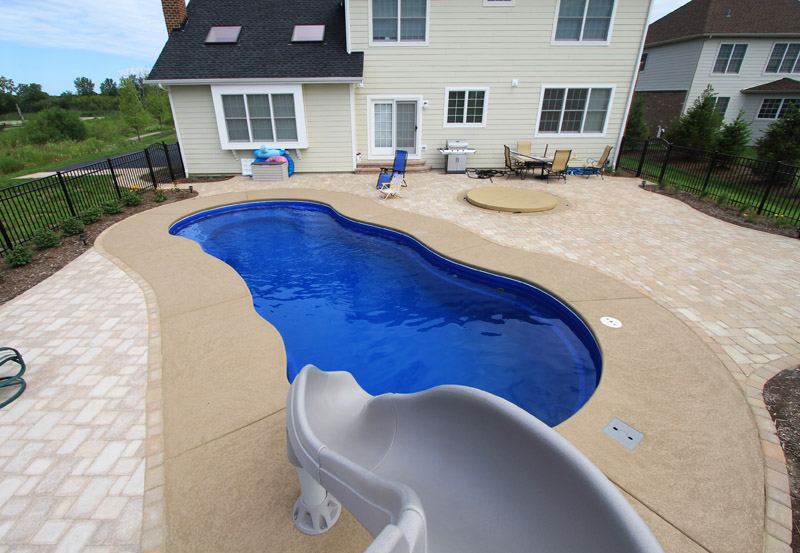 Reference Letters From Signature Pools Clients Signature Fiberglass Pools Chicago Swimming