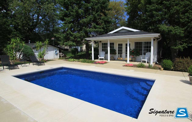 Helios Model Pool From Trilogy Pools Signature