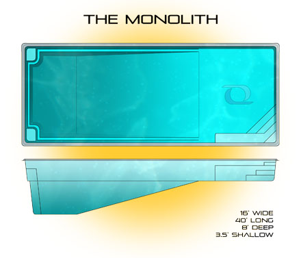 Monolith_Line Drawing - Thursday Pools